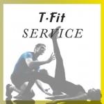 T-Fitのサービス一覧